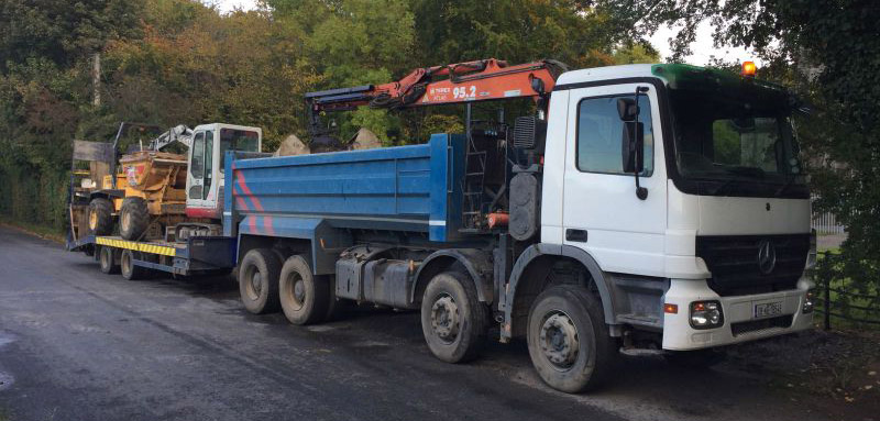 Talbot Truck and Trailer Hire