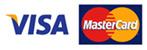 Talgroup accepts Visa & Mastercard