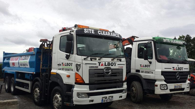 Talbot Grab Hire Truck 02
