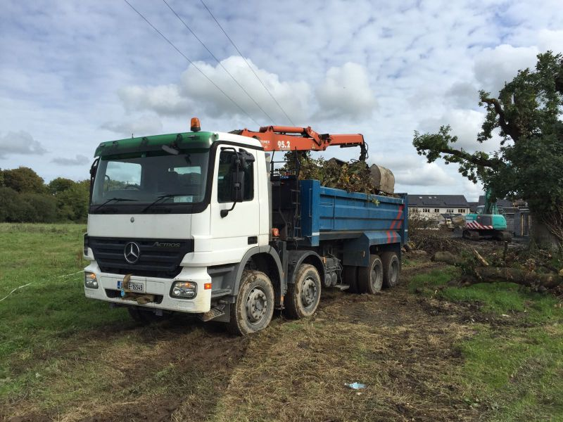Talbot Grab Hire and Plant Hire
